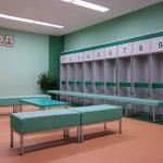 Green Retro Dressing Room