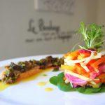Dijon, Quinoa and Avocado Salad with Lemon Kale