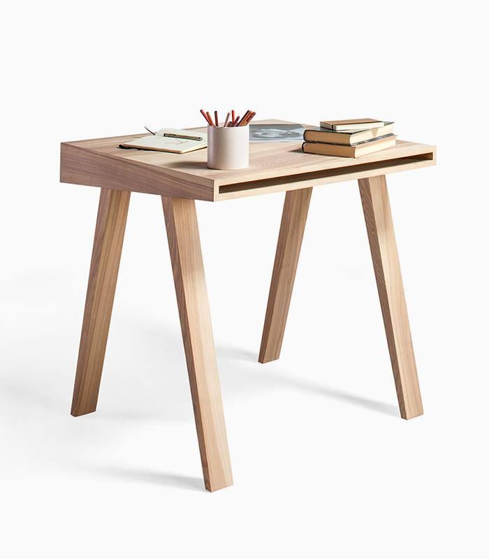 Wooden single drawer